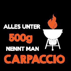 Carpaccio Grillen