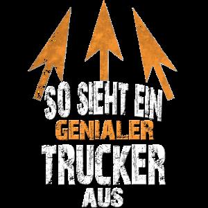 genialer Trucker