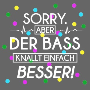 Der Bass Knallt Besser png