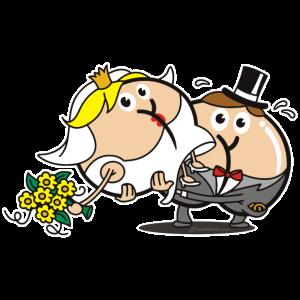 Assmex Brautpaar