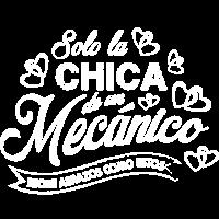 ChicaMecánico Geschenk