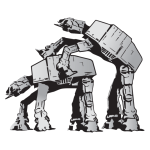 AT-AT Robot sex STAR, WARS