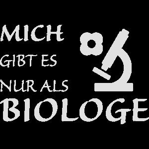 Nur als Biologe