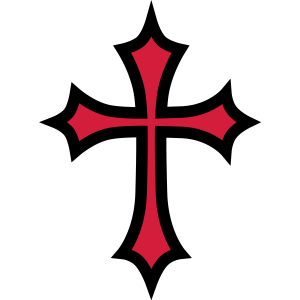 04 Gothic Cross Kreuz Jesus Christ Erlöser Symbol
