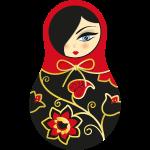 Matroschka Larissa 3