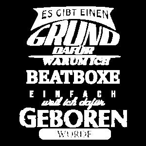 Ich liebe Beatboxen - Geboren zum Beatboxen