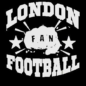 London Fußballfan
