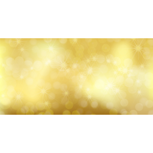 Goldene Sterne Hintergrund