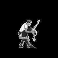 Echte Männer tanzen