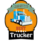 Best Trucker, Lkw Trucker Design