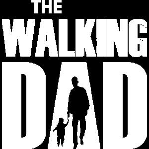 The Walking Dad (weiß)