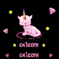 always yourself caticorn