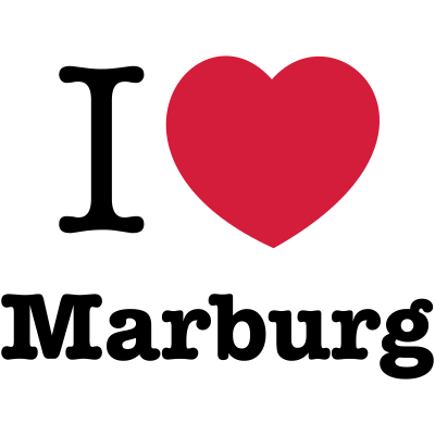 i love marburg (mk) - Als wichtige Universitätsstadt in der Mitte Hessens hat Marburg einiges zu bieten. Wenn du die Stadt liebst wie viele andere auch, dann zeige dies mit diesem Motiv. - wohnen,leben,ich liebe Marburg,i love marburg,Zuhause,Wohnsitz,Universitätsstadt,Stadt,Regierungsbezirk Gießen,Mittelhessen,Marburg,Lieblings-Stadt,Landkreis Marburg- Biedenkopf,Heimat,Bewohner