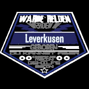 Wahre Helden Leverkusen