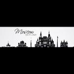 MOSCOW SKYLINE (EDITION)