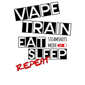 vape train eat png