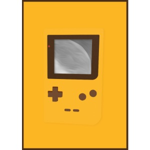 Game Boy Nostalgi - Laurids B Design