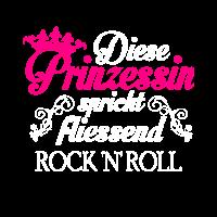 Rock 'n' Roll - Prinzessin