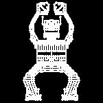 White PCB Robot