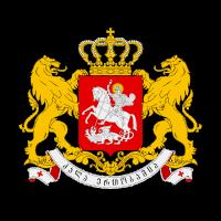 Georgian Wappen Georgia