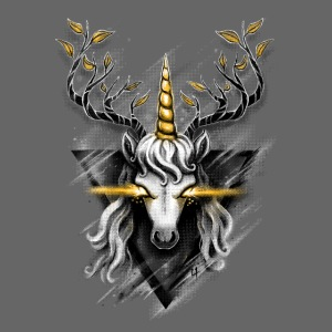 Deer Unicorn