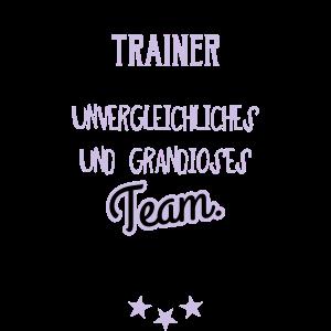 Bester Trainer  Tasse