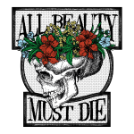 all beauty must die t-shi