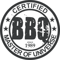 Certified BBQ Master 1989 Grillmeister