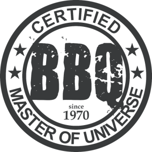 Certified BBQ Master 1970 Grillmeister