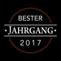 Bester Jahrgang 2017