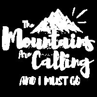 Die Berge rufen mich!