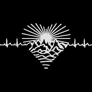 Die Berge im Herzen - pur - 1C
