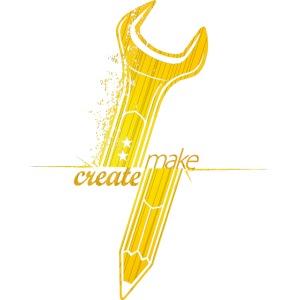 CHROMELESSAPPAREL //  CREATE&MAKE VOL.1