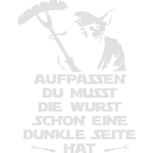 Yoda-Dunkle Seite