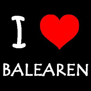 I Love Balearen