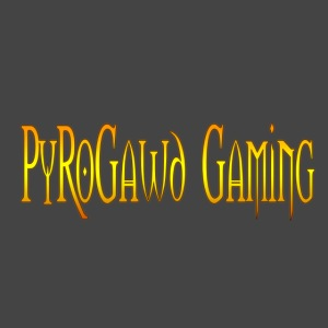 PyroGawd Logo Text