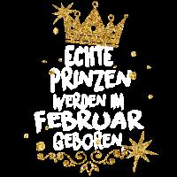Echte Prinzen werden im Februar geboren