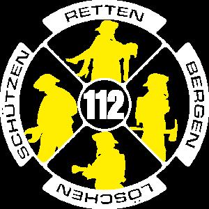 Feuerwehr Retten Löschen Bergen Schützen