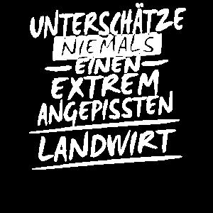 ANGEPISSTER - LANDWIRT