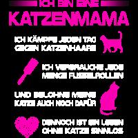 Katze Katzen Katzenmama Katzenmutter Geschenk