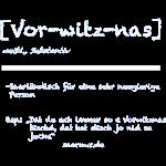 Vorwitznas