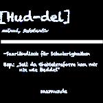 Huddel