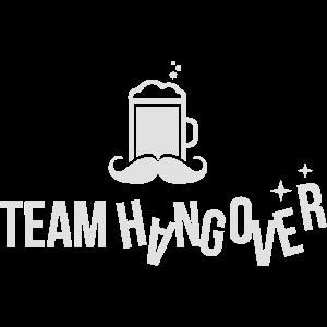 Team Hangover Junggesellenabschied JGA T-Shirt