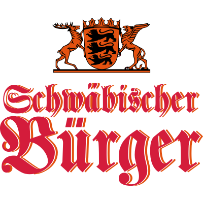 Schwäbischer Bürger - Sei stolzer schwäbischer Bürger! - stuttgarter,stolz,schwäbisch,schwabenland,schwabe,ländle,einwohner,Wappen,Stuttgart,Hofbräu