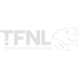 TFNL Black/Grey Logo Jumper