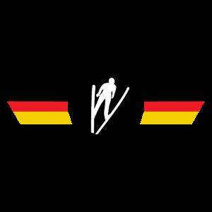 Skispringer Team Deutschland