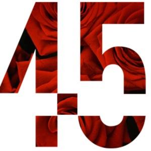 45 Rose