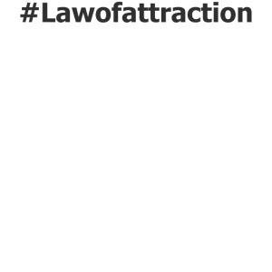 hashtag lawofattraction