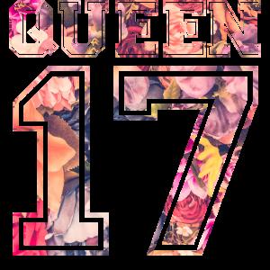 Queen 17 Partner Paare Liebe Geschenk Partnerlook