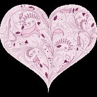 Rosa Lilien-Herz